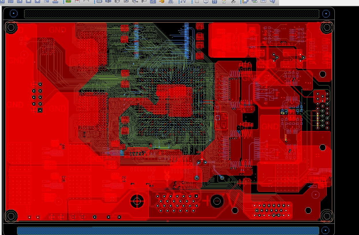 pcb制版工艺_专业原理图设计 以及PCB Layout|开发案例|嘉立创第三方服务平台